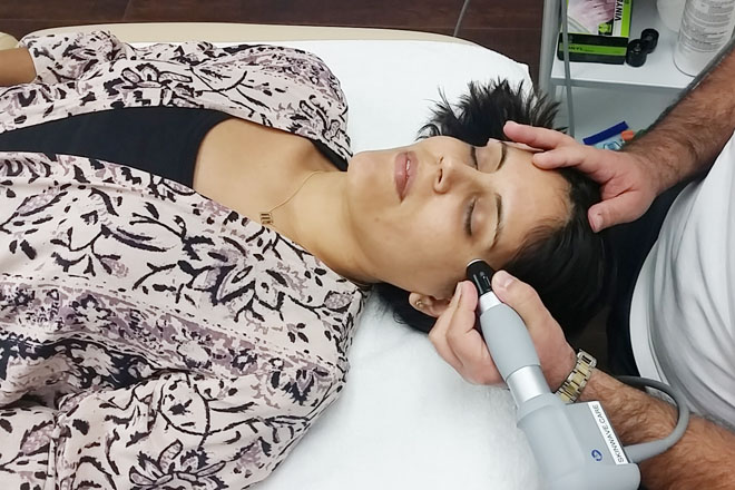 Skinwave's treatment is just 15 minutes!