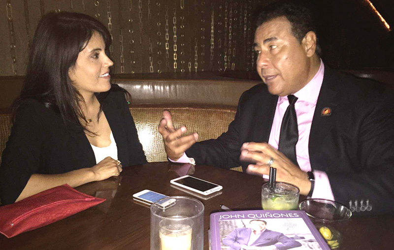 Keeping it Real with John Quiñones