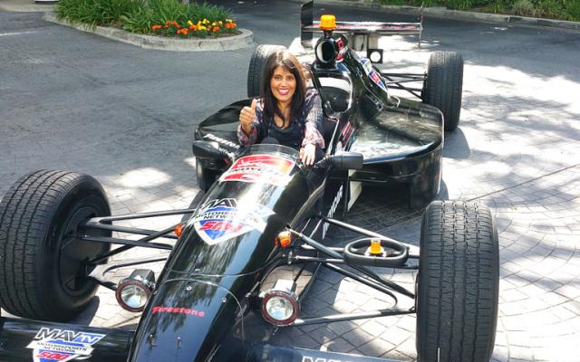 Race Car Driving with Graham Rahal