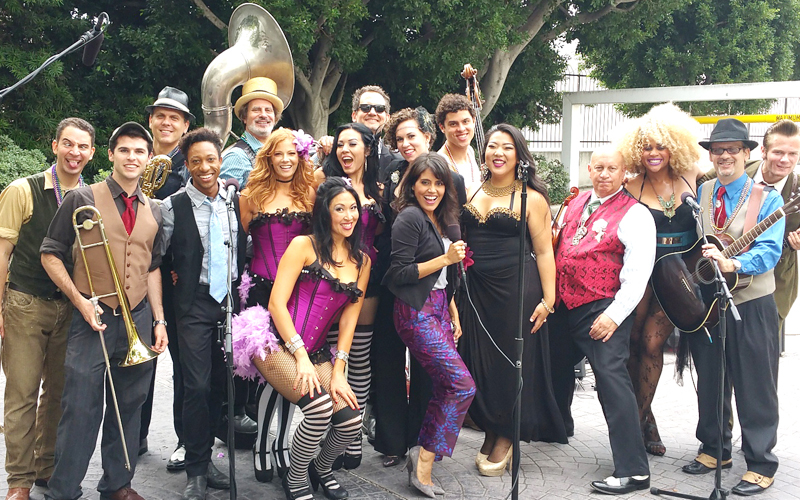 Good Times with Vaud & the Villains