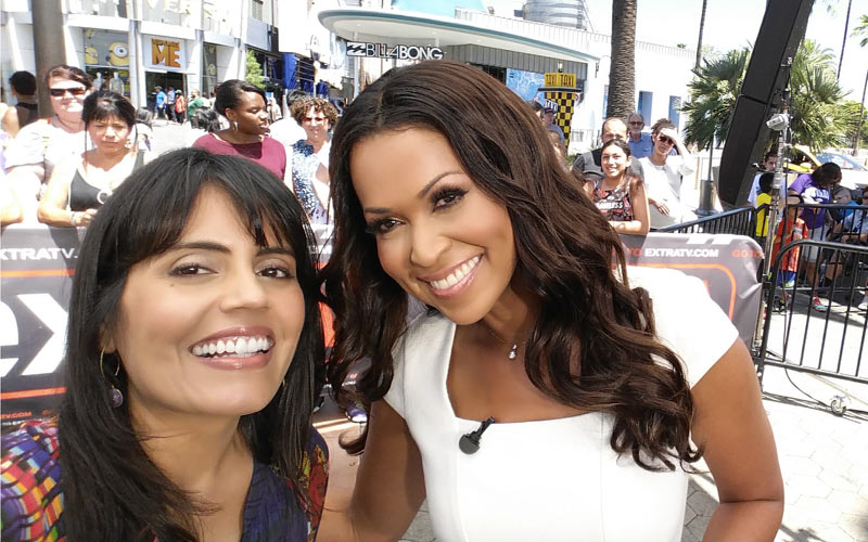 Extra with Tracey Edmonds and Mar Yvette
