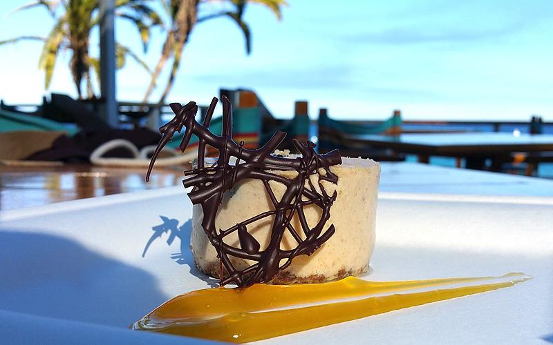 Descanso Beach Club dessert - Photo by Mar Yvette