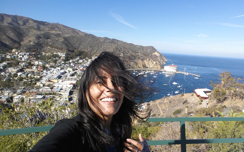 Mar Yvette on the Inn at Mt Ada in Catalina Island