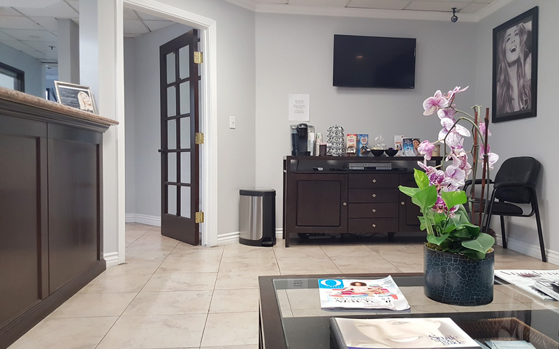 Unforgettable Smile dental office in Beverly Hills