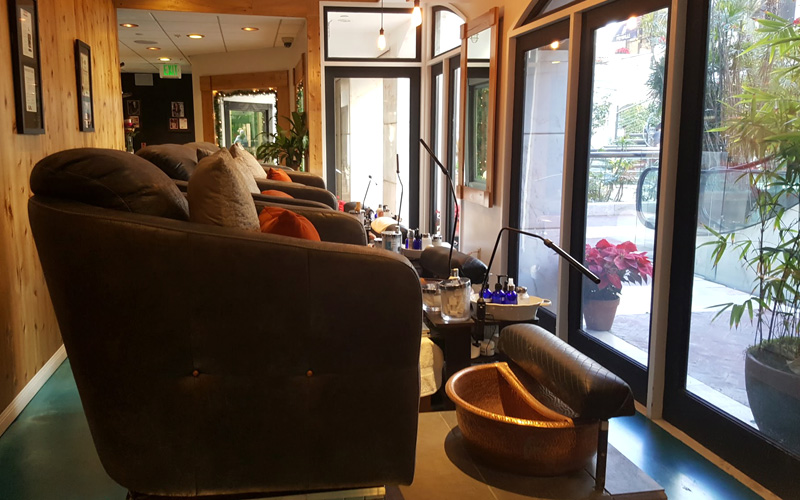 When in Beverly Hills, a trip to the spa is a must.