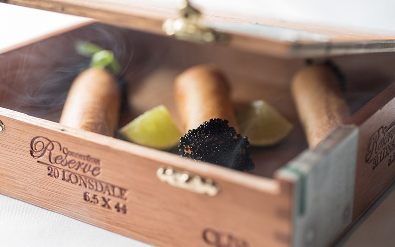Tuna cigars - Photo by Wonho Frank Lee