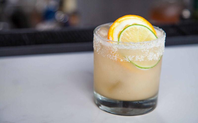 Jalisco de Saigon cocktail from Crustacean Beverly Hills