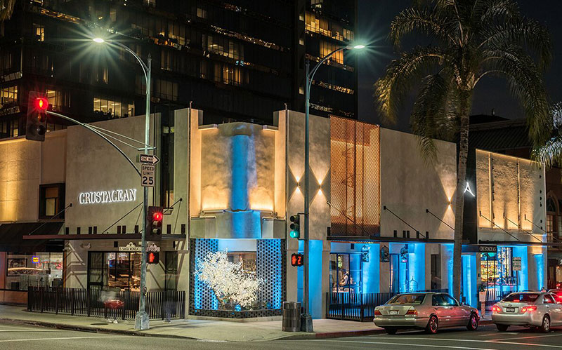The all-new Crustacean in Beverly Hills