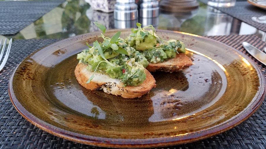 Morada Rancho Santa Fe: Avocado Toast