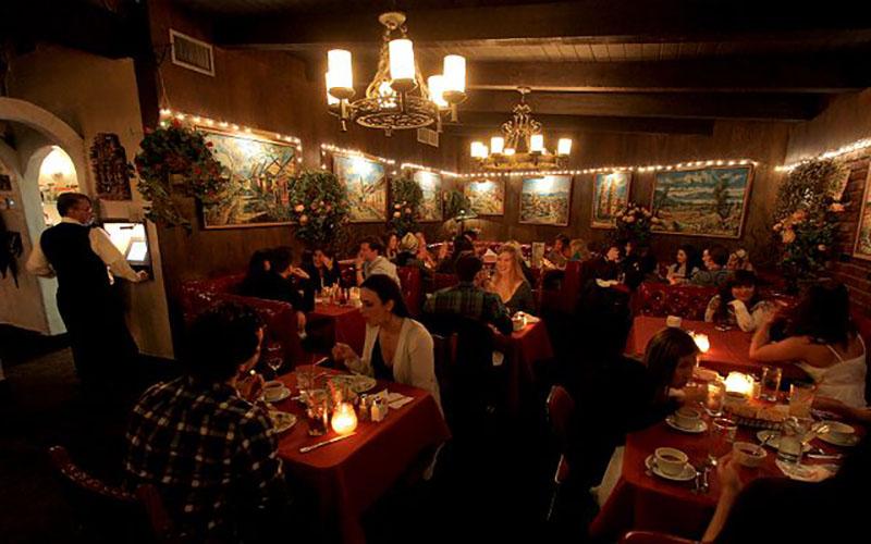 Where Celebrities Eat in LA: Casa Vega